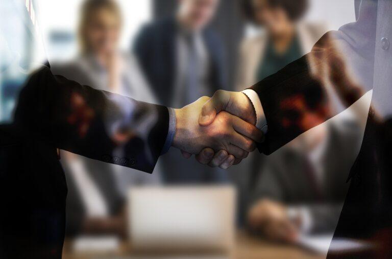 Handshake, social health